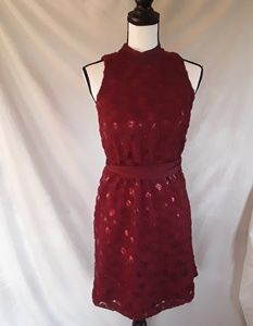 ANTHROPOLOGIE COUQUILLE BOURDEUX DRESS SZ 2 NWT